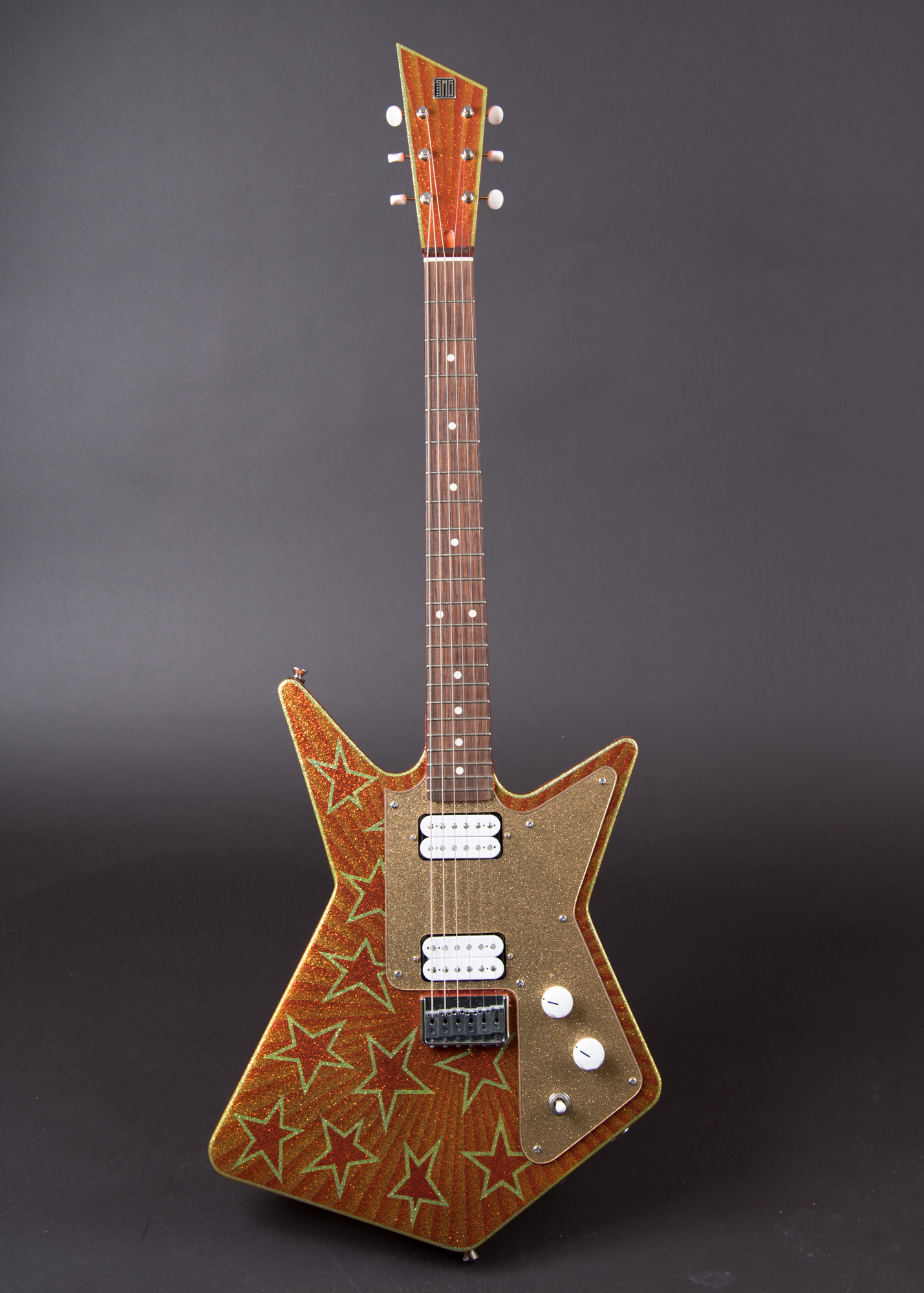 Scale Model Star Guitar